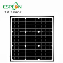 Cheap 3W to 300W Mono solar panel 100W 150W 200W 250W monocrystalline solar PV panels