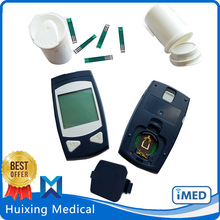 High quality and cheap price quick check blood glucose meter