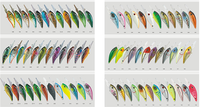 Top selling good quality free fishing tackle samples on sale