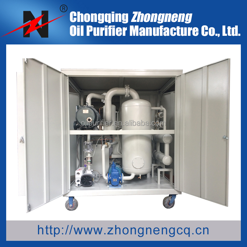 Dielectric Oil Purifier Plants Oil Recycling Oil Purifier/oil recycling