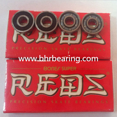 Good quality 608 skate board bearing,bearing steel bone ball bearing 608 Z ZZ 2RS,hot sale!