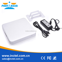 Android Fanless Mini Pc Box with Core i3 4010u support Dual OS and KODI Player