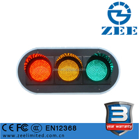 300mm 12 inches LED Traffic Signal Light Red Amber Green Traffic Module