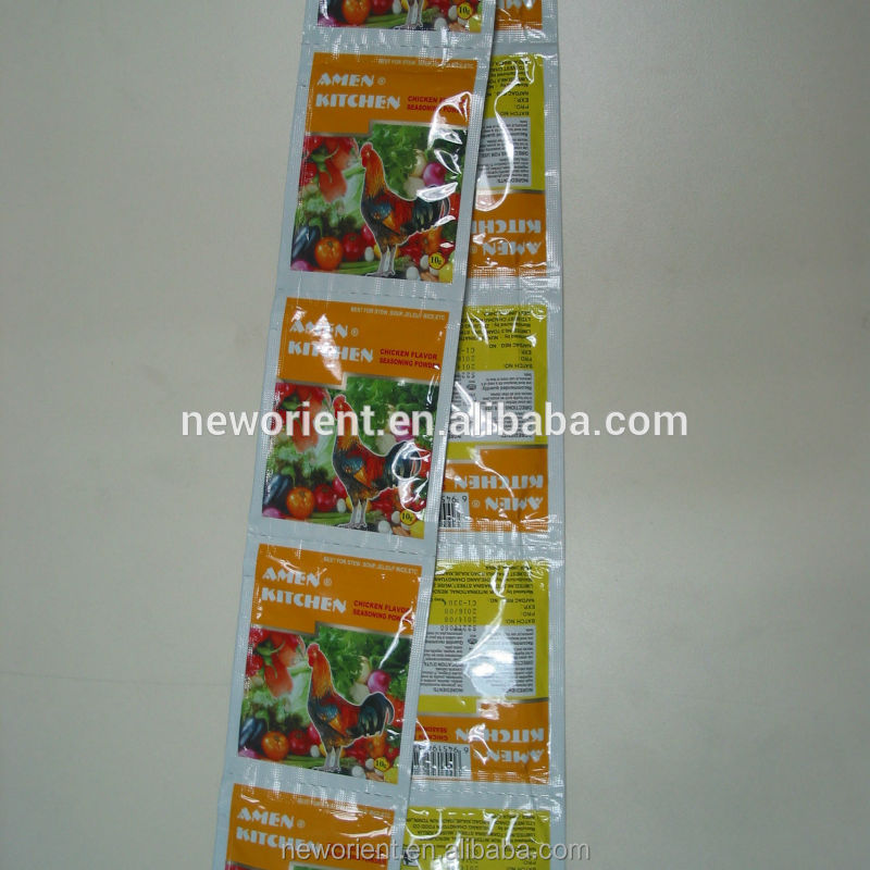 beef soup powder with different flavors
