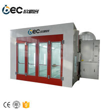 OBC-DS7 Spray Booth for car painting and baking oven