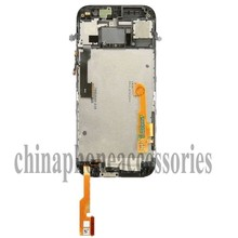 New original For Gray HTC One M8 831C LCD Display Digitizer Touch with frame