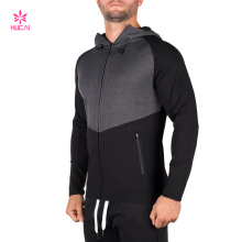 sports wear fitness wholesale custom winter tracksuits for men slim fit