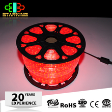red rope lights(duralight)