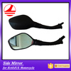 chongq factory HAOJUE cheap motorcycle parts side mirror