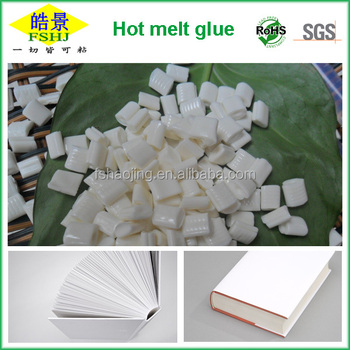 Cold Resistant Perfect EVA Hot Melt Adhesive For Book Binding Glue