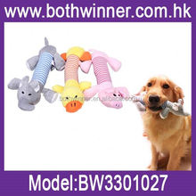 Animal dog tube plush dog toys for sales ,H0T229 plush sound dog for sale
