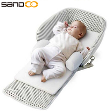 Outdoor portable foldable crib for baby, Free sample carry foldable baby travel cot bag