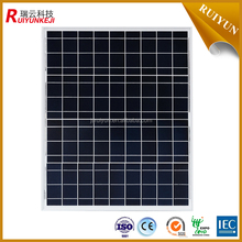 RuiYun power 90w high efficient solar panel for solar system
