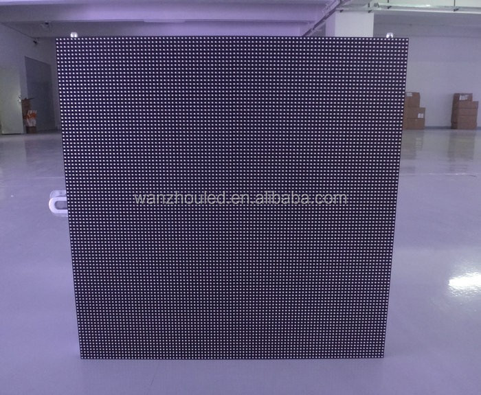 Wholesale HD Indoor Video TV Die Casting Aluminum P4 LED Display with RoHS CE