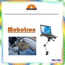 Deluxe Top selling extendable telescoping aluminum adjustable laptop stand