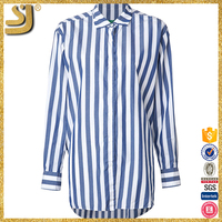 wholesale clothing manufacturer overseas women brand clothing lady blouse