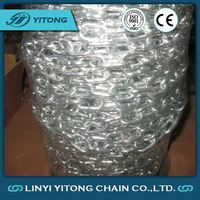 China Market German standard different types silver chains