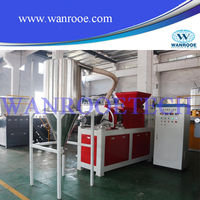 film squeezing pelletizing machine / PE Film Squeezer