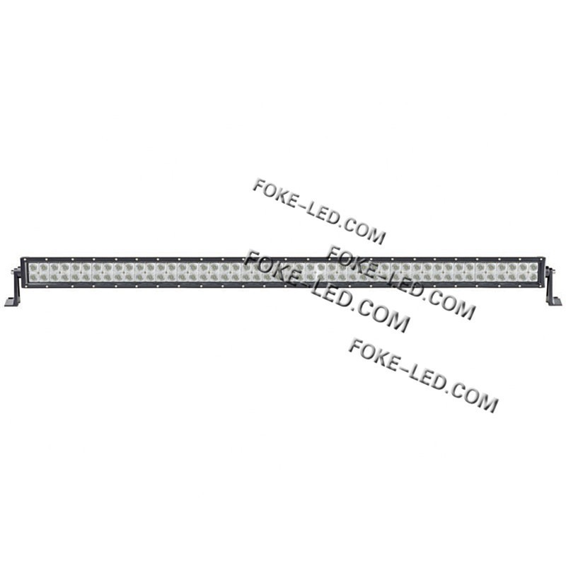 "NEW!! double rows LED Light Bar 50"" 288W , Spot/Flood/Combo light BOAT UTE ATV"