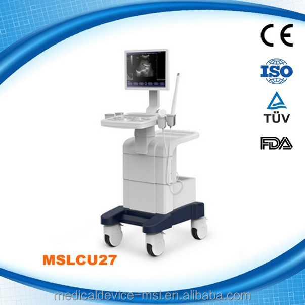 Mslcu27h Portable Diagnostic Ultrasound Machine Used,Factory Is In ...