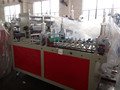 FM300/400 Type Inline Film Wrapping Machine for PVC panel
