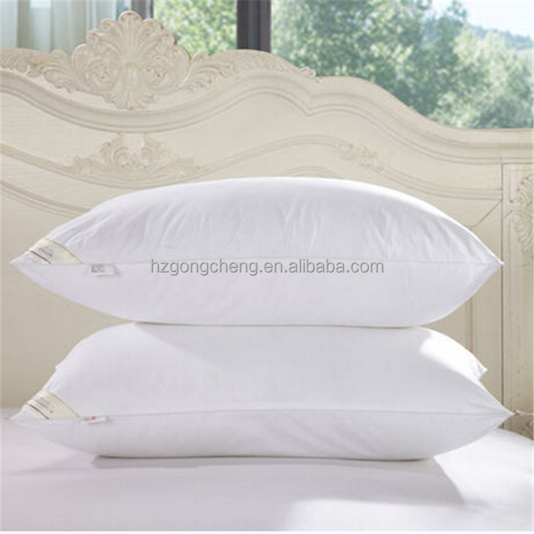 100% cotton pillow for 5-star hotel, Oeko-Tex ceritification