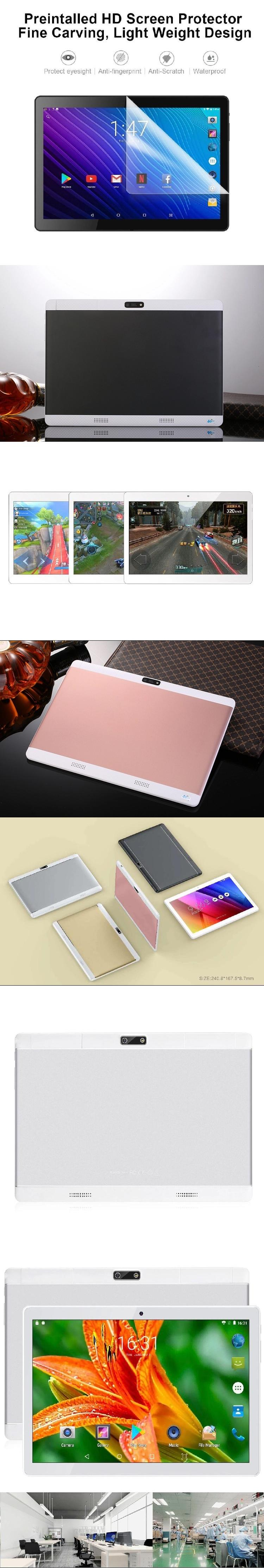 Small quantities android tablet pc 10.1 inch 10 kid hot selling 2019