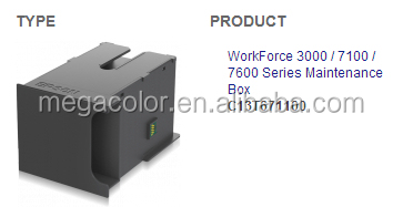 Maintenance Tank Chip Resetter For Epson Workforce Wf 3520 ...