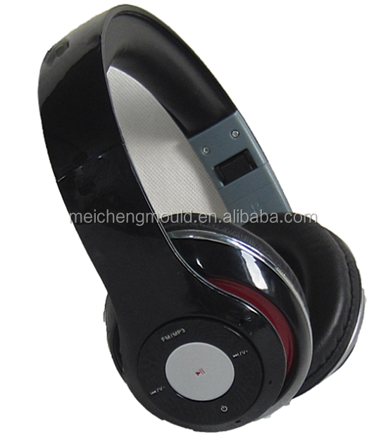 ABS Injection Bluetooth Headphone Plastic Mould