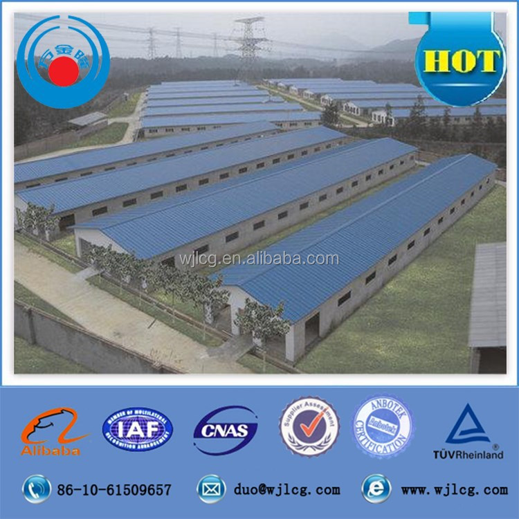 Good insulated well designed flat roof prefab house