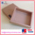 Good quality brown kraft paper drawer box for packaging