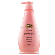 OEM All Natural Gentle Tearless Puppy Shampoo, Organic Ingredients Mild Puppies Shampoo