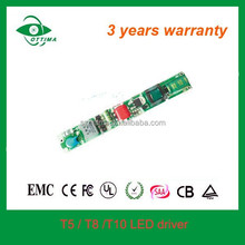 t8 led power driver 18 Watt with high efficiency high pf