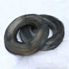 Alibaba Iron hot sale different types black wires