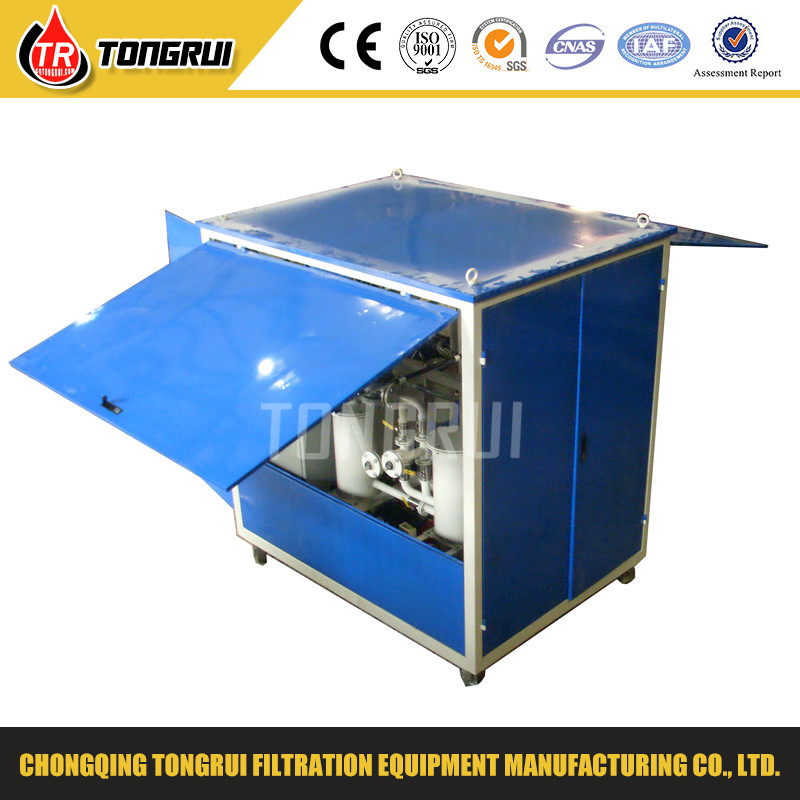 Good price of continuous used engine oil recycle machine