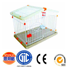wholesale acrylic pets house small animal house bird cage
