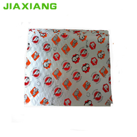 wholesale printing factory logo printed fast food burger sandwich packaging paper