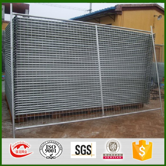 heavy duty china factory metal dog temporary fence