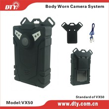 DTY VX50 long time recording automatic overwriting fbi body camera
