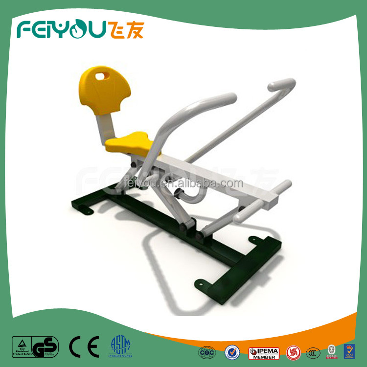 Single rowing machine body strong fitness equipment