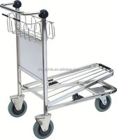 Airport Royal Hand Heavy Duty Platform Trolley/luggage Carry Cart