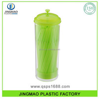 2014 best selling Plastic Bottle with straw