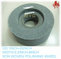 big invagination special hole polishing wheel