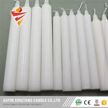 Best Professional For Christmas Decoration Daily Lighting Scented Stick White Candle