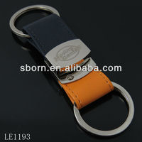 Factory made high quality metal leather key chain,15 years experience in arts&crafts, More than 20000 products