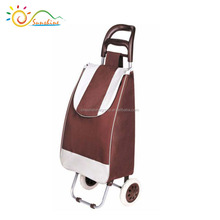 Folding shopping luggage trolley bags