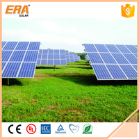 Professional made outdoor RoHS CE TUV top quality photovoltaic solar module 100w