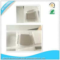China supplier of multilead butterfly RF power metal base