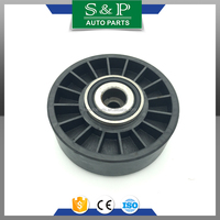 Belt tensioner pulley for MERCEDE-S BEN-Z COUPE 62145278 A6012000970 A6012001970 062145278 VKM38001