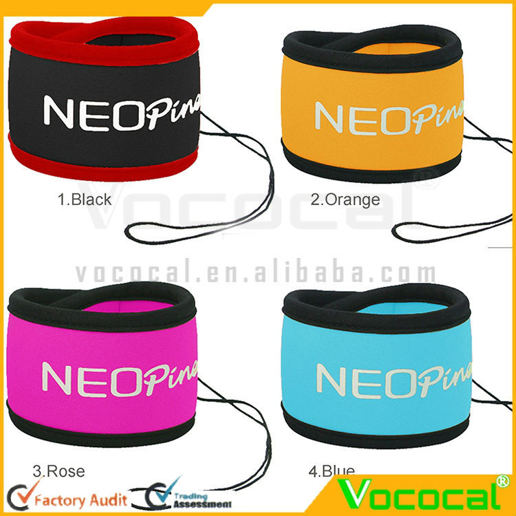 Universal Portable Neoprene Hand Wrist Strap for GoPro Hero Nikon Canon DSLR Digital SLR Camera Accessories